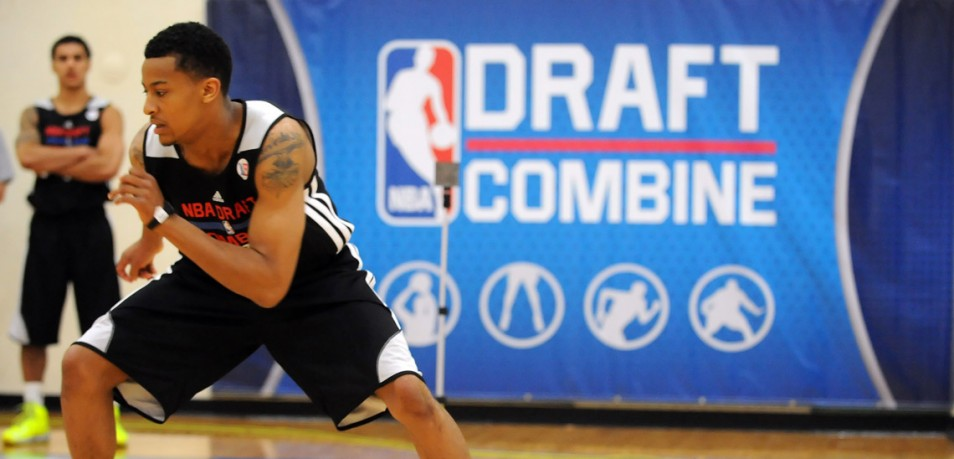 Lateral Slide - Trey Burke Draft Combine