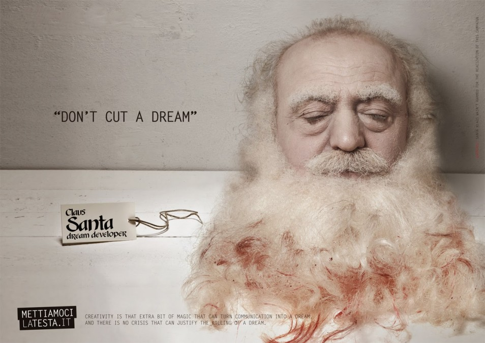 Santa Claus - Don't Cut a Dream