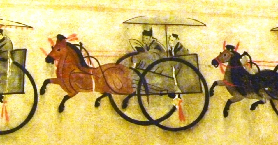Chariot Eastern Han 25-220 CE Anping Hebei
