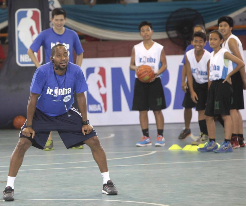 Sefu Bernard - Jr NBA Indonesia